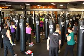 TITLE Boxing Bags